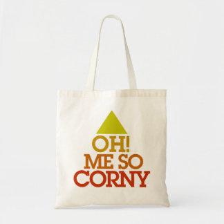 Me so Corny Canvas Bags