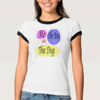 Me The Boy & The Dog T-Shirt