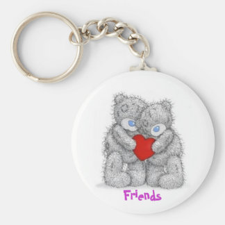 Me To You 2-Part Best Friend Keyrings Key Chains