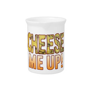 Me Up Blue Cheese Pitcher
