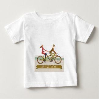Me & You Bike Baby T-Shirt