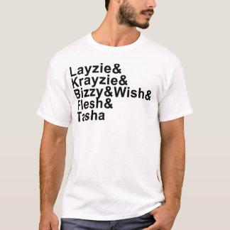 Me & You & Bone (Black Lettering) T-Shirt