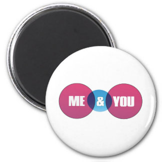 ME&YOU RZ 2012 Coll. 6 Cm Round Magnet