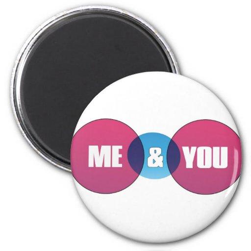 ME&YOU RZ 2012 Coll. Fridge Magnets