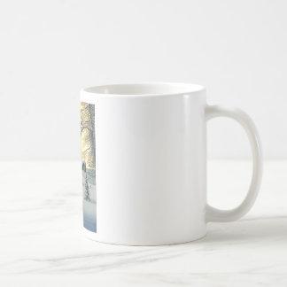 Mea Culpa by Conrad Mieschke Coffee Mugs