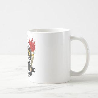 Mead Family Crest Coffee Mug