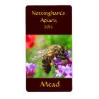 Mead Honeywine Label