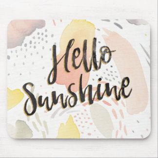 Meadow Breeze II | Hello Sunshine Mouse Mat