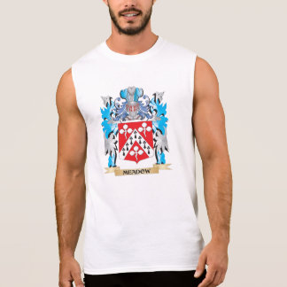 Meadow Coat of Arms - Family Crest Sleeveless Shirts