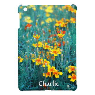 Meadow of Wild Flowers Design Cover For The iPad Mini