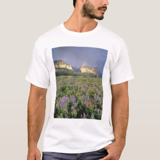 Meadow of Wildflowersnear Lake Sherbourne in T-Shirt