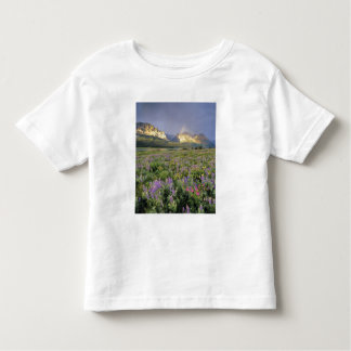 Meadow of Wildflowersnear Lake Sherbourne in Toddler T-Shirt