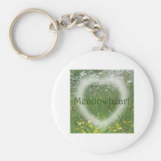 Meadowheart Keychain
