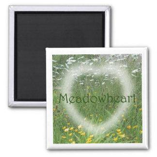 Meadowheart  Magnet