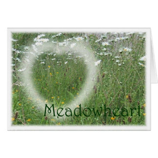 Meadowheart Wide Card