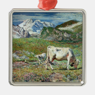 Meadows in Spring Christmas Ornament
