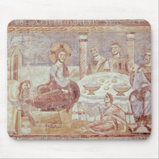 Meal at the House of Simon the Pharisee Mouse Mat
