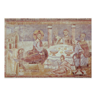 Meal at the House of Simon the Pharisee Poster