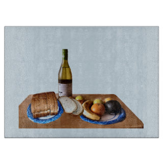 Meal Cutting Board