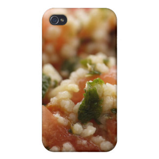 Meal Dish iPhone 4 Covers