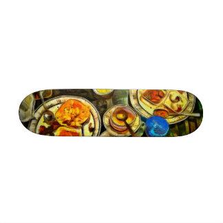 Meal done 20 cm skateboard deck