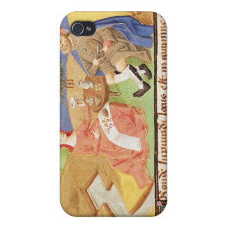 Meal in the Countryside iPhone 4/4S Cover