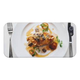 meal iPhone 5/5S cases