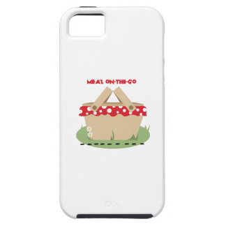 Meal On-the-Go iPhone 5 Case