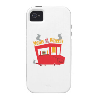 Meals On Wheels iPhone 4/4S Cover