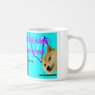 Meam Teem Basic White Mug