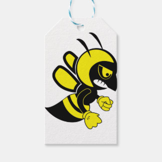 mean bee fun gift tags