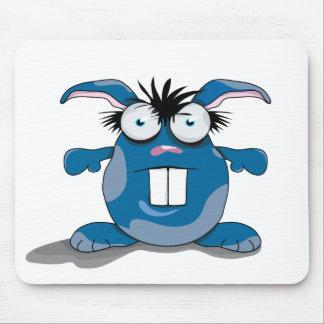 Mean Bunny Ben Mousepad