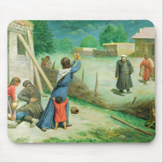 Mean Collection, 1891 Mouse Pad
