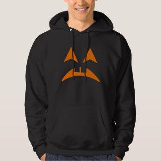 Mean Face Jack O'Lantern Pumpkin Shirt 4