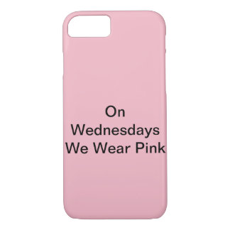 Mean Girls Quote iPhone 8/7 Case