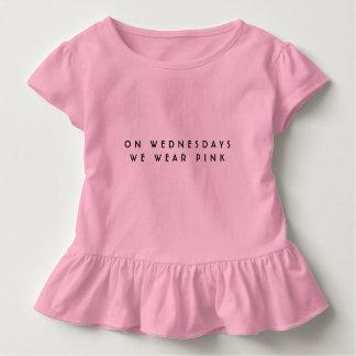 Mean Girls Quote Pink Bodysuit