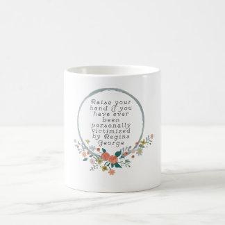 Mean Girls Quote - Regina George Basic White Mug