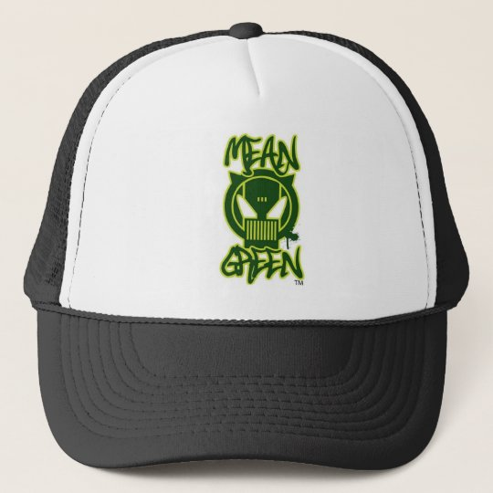 Mean Green LogoN Trucker Hat