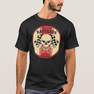Mean Old Bastards Skull T-Shirt
