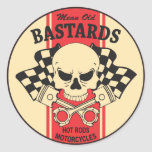 Mean Old Bastards Sticker