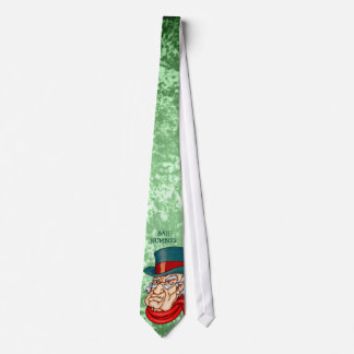Mean Old Scrooge Tie