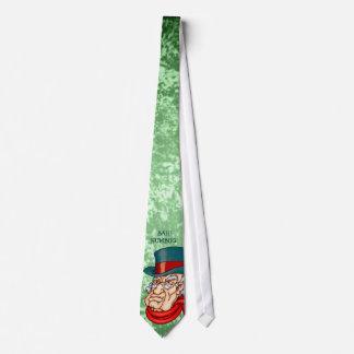 Mean Old Scrooge Tie