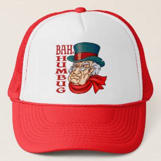 Mean Old Scrooge Trucker Hat