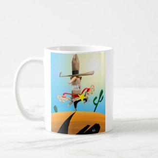 Mean Sheriff Coffee Mug