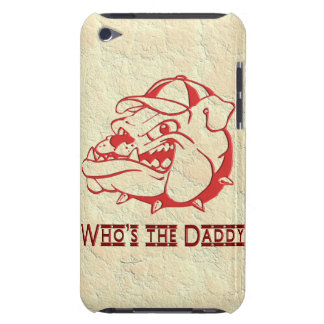 MEAN WHO IS THE DADDY iPod Case-Mate CASES