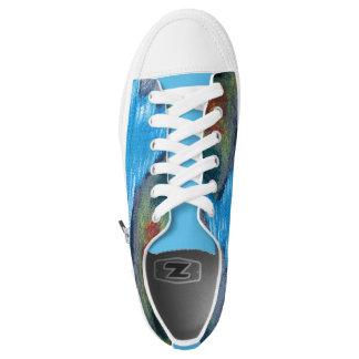 Meandering River Ladies Sneakers