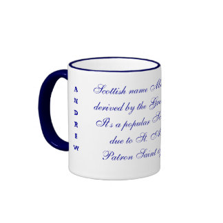 Meaning of Names Mugs