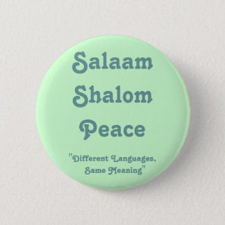 Meaning of Peace Button