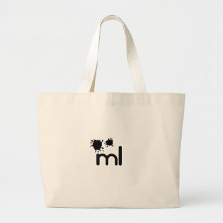 Meaningful living room brand and lifestyle jumbo tote bag