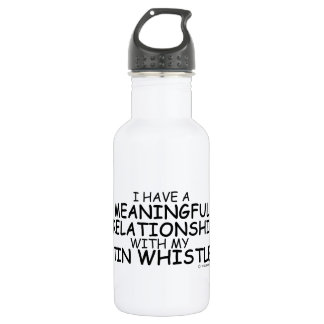 Meaningful Relationship Tin Whistle 532 Ml Water Bottle